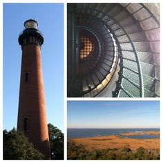 Currituck Lighthouse -- Outer Banks North Carolina NC Cape Hatteras