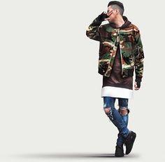 Street fashion #mvde