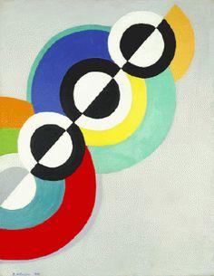 Robert Delaunay, Rythmes sans fin au Centre Pompidou