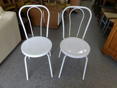 Pair of chairs ------------ £5 each (pc258)