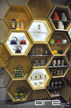 Tea and Honey | ORE Design + Technology | Archinect