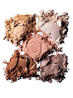 Dior 5 Couleurs in Incognito, Best 2014 Shade for Fair Skin Eye Shadow, from #instylebbb