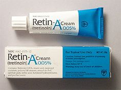 Retin-A (or Tretinoin) helps with Acne and anti-aging. By Prescription only. I use Atralin, a milder formula. Love the anti-aging.
