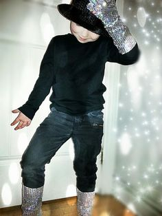 My son who is in love with MJ