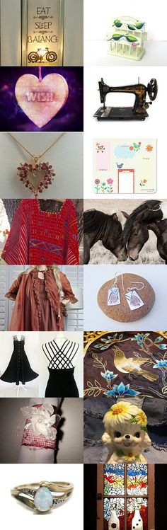 Valentine Love-Gifts by Helen Tidwell on Etsy--Pinned with TreasuryPin.com