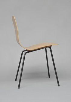 Pierre Guariche, 'Set of 12 Papyrus chairs,' 1951, Galerie Pascal Cuisinier