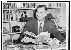 Theodor Seuss Geisel created the character with his first wife, Helen Palmer Geisel