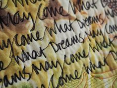 Laura Kemshall: What Dreams May Come