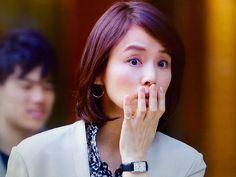 石田ゆり子『逃げるは恥だが役に立つ』4話・5話の百合ちゃんファッション♡   ♥ めーたのFashion & Beauty BLOG ♥