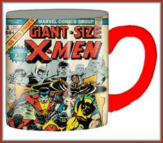 Based on the Marvel Comics, heroes like Colossus,Nightcrawler, Cyclops, Storm and Wolverine are featured on the mug. http://theceramicchefknives.com/ceramic-mugs-variety/ 60th Birthday mug, 7 Piece 15-Ounce Mug Tree Set with 6 Assorted Colors, Adorable Ladybug Coffee Mug Inexpensive Gift Item, Cappuccino Mug, Cappuccino-Cup, Ceramic Day of the Dead Sugar Skull Coffee Mugs,