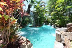 Resort-Style Pool in Fort Lauderdale, Fla.