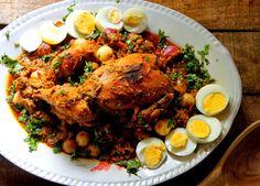 Let's talk food : Murgir Rajokiyo Roast