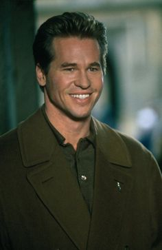 Val Kilmer:    Crazy? Yes... but there's not an accent the man can't do.  And look at those teeth. A good smile is very important.