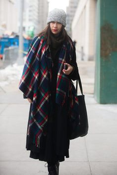 The Street Style At New York Fashion Week 2015 Is ... Impractical, To Say The Least