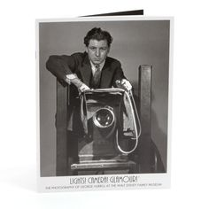 LIGHTS! CAMERA! GLAMOUR! THE PHOTOGRAPHY OF GEORGE HURRELL Exhibition Catalogue