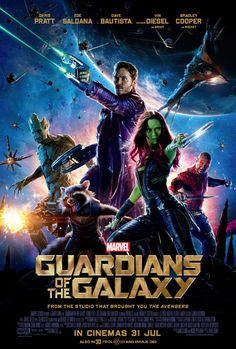 New Movie Poster Guardians Of The Galaxy 40x60cm Canvas Poster Free Shipping #Affiliate