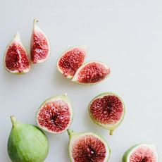 Fig and Melon Salad with Creamy Lemon Vinaigrette on Not Without Salt by Ashley Rodriguez Fresh Figs, Fresh Fruit, Fruit And Veg, Fruits And Vegetables, Fig Fruit, Fig Recipes, Healthy Recipes, Delicious Recipes, Green Fig