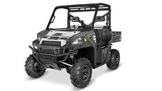 New 2016 Polaris Ranger XP® 900 EPS ATVs For Sale in Michigan. Xtreme performance for the farm, home, or hunt Class-leading High Output 68 hp ProStar® engine Increased suspension travel and refined cab comfort, including industry exclusive Pro-Fit integration Dimensions: - Wheelbase: 81 in. (206 cm)