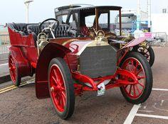 1904 Fiat 40HP tonneau