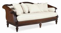 Sorrento  Classic Single-Seat Sofa by Thomasville®