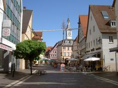 Aalen, B.W.- Marktplatz