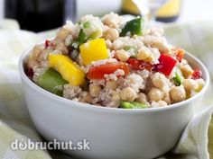Quinoa rizoto