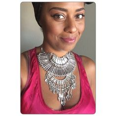 Meet the Posher! Studio La Touche I am eclectic, I love to laugh, I am an Artist. Hometown; Oakland, California; Independant Jewelry Designer and lover of fashion!    PERSONAL STYLE   Edgy, Preppy, Vintage, Boho, Eclectic Studio La Touche Other