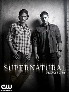 Supernatural - Sam & Dean Winchester - demon hunting brothers...killing all sorts of supernatural baddies....i freakin' love that show