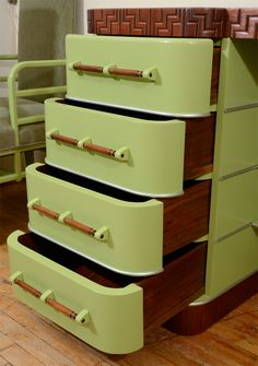 1stdibs | Rare Art Deco Kem Weber Group Sideboard