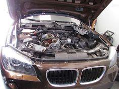 MIKI MOTORS Imports oficina mecânica: BMW X1 2.0 16v revisão
