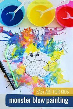 Blow art
