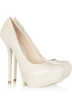 563502eff Camilla Skovgaard Leather pumps Leather Slip On Shoes