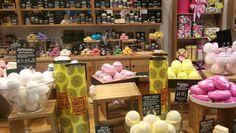 Lush Cosmetics UK Store