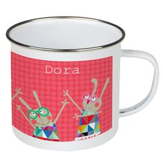 This Personalised Enamel Rabbits Mug make's the perfect birthday or Christmas gift for children and they are great for camping holidays too! Personalised Mugs, Personalized Gifts, Camping Holidays, Christmas Gifts For Kids, Rabbits, Enamel, Children, Birthday, Tableware