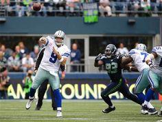 Dallas Cowboys v. Seattle Seahawks 10-2014