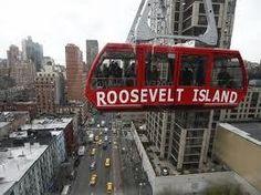 Tram to Manhattan