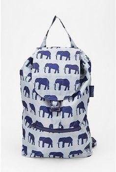 Elephant Backpack!