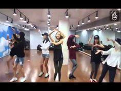 소녀시대 Lion Heart 안무 연습 영상 (SNSD Dance Practice)