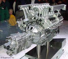 The Outrageous Bugatti Veyron Truck Engine, Jet Engine, Jets, Diesel, Volkswagen, Performance Engines, Race Engines, Motor Engine, Engine Types