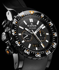 Big Watches, Cool Watches, Unique Watches, Patek Philippe, Devon, Omega Watches Seamaster, Cartier, Tactical Watch, Moda Masculina