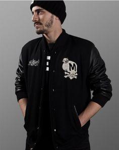 Mcbess - Varsitits - Varsity Jacket