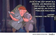 """disney_quotes_the-hunchback-od-notre-dame_laverne_quasimodo_hugo """"If watching is all you're going to do, then you're going to watch your life go by without you."""" – Laverne, The Hunchback of Notre Dame Oh My Disney Quizzes, Disney Pixar, Walt Disney, Disney Animation, Disney And Dreamworks, Disney Love, Disney Magic, Demi Moore, Victor Hugo"""
