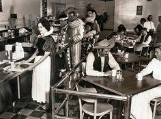 The Disneyland employee cafeteria (1961)