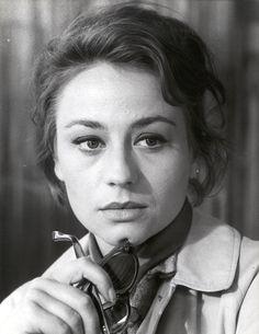 """Annie Girardot in """"Rocco e i suoi fratelli"""" (1960)"""