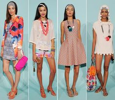 Trina Turk Spring/Summer 2015 Collection - New York Fashion Week