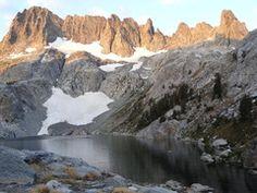 Cecile Lake Ansel Adams Wilderness
