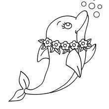 delphin zum ausdrucken | lina | pinterest | ausdrucken, tiere zum ausmalen und ausmalbilder