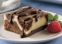 Delicious recipes featuring Daisy Brand® Cottage Cheese Black and White Brownies Best Chocolate Desserts, Just Desserts, Delicious Desserts, Dessert Recipes, Yummy Food, Chocolate Cheese, Cupcakes, Cupcake Cakes, White Brownies