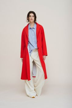 Sea Fall 2016 Ready-to-Wear Collection Photos - Vogue...cool rendition of red-white-and-blue