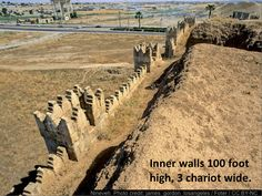 Walls of Nineveh